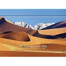 AGENDA-CAL INCROYABLE NATURE