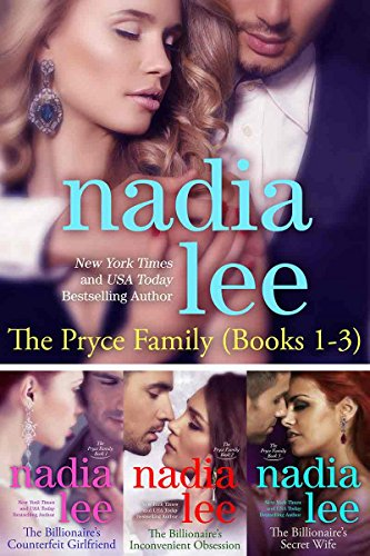 The Pryce Family (Books 1-3) cover