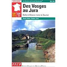 DES VOSGES AU JURA : BALLON D'ALSACE / LONS-LE-SAUNIER