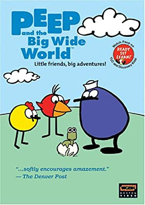 Peep And The Big Wide World from PBS