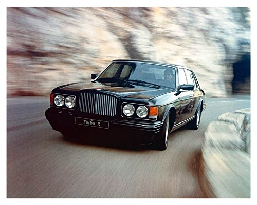 1997 Bentley Turbo R Automobile Photo Poster