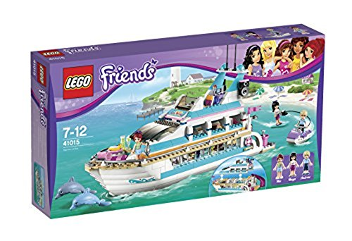 LEGO Friends Dolphin Cruiser Building Set 41015(Discontinued for sale  Delivered anywhere in USA