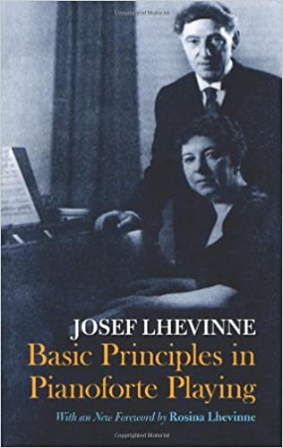 Basic Principles in Pianoforte Playing (Dover Books on Music)