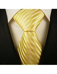 Scott Allan Mens Striped Necktie