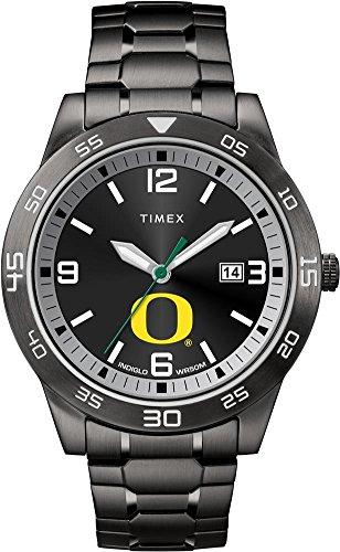 Timex University of Oregon Ducks Men's Black Acclaim Watch