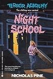 Night School, Nicholas Pine, 0425141519