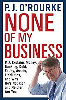 Book Cover: None of My Business