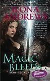 """""""Magic Bleeds (Kate Daniels, Book 4)"""" av Ilona Andrews"""