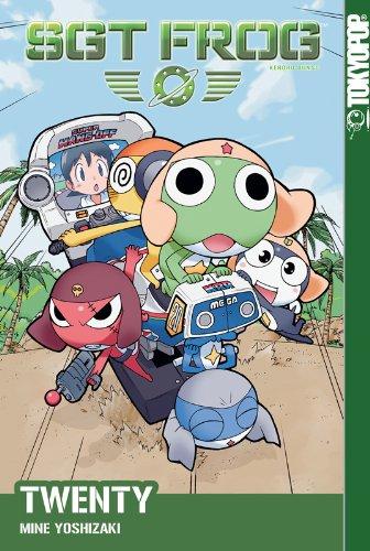 Amazon.com: Sgt. Frog, Vol. 20 (9781427806192): Mine ...