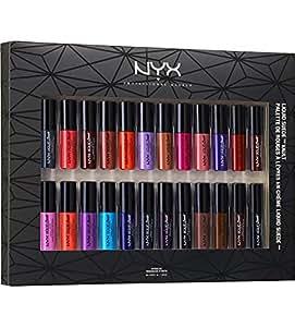 NYX Liquid Suede Lip Cream Vault Set 24col mini