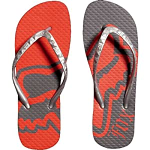 Fox Racing Women's Core Flip Flops - 6/Melon