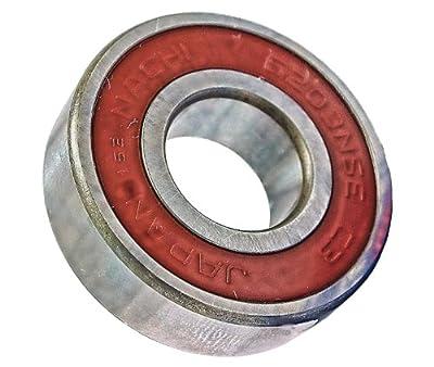 6203-2NSE Nachi Bearing 17x40x12 Sealed C3 Japan Ball Bearings