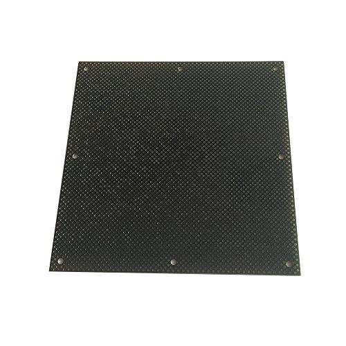 PP3DP Plaque chauffante pour imprimante 3D Compatible UP! Mini 14,5 x 14,5 cm