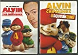 Alvin and the Chipmunks Movie Trilogy (Alvin and the Chipmunks / Alvin and the Chipmunks: The Squeakquel / Alvin and the Chipmunks: Chipwrecked!) (Three-Pack) [DVD] by Jason lee