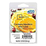 Best Mainstay Mainstays Candle Scents - Home Fragrance Wax Cranberry Mandarin Wax Cubes Review