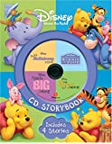 Disney Winnie the Pooh CD Storybook: The Many Adventure of Winnie the Pooh / Piglet's Big Movie / Pooh's Heffalump Movie / The Tigger Movie (Winnie the Pooh)