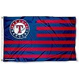 MLB Texas Rangers Nation Flag 3x5 Banner