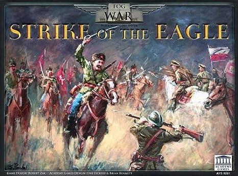 Fog Of War - Strike Of The Eagle - English: Amazon.es: Juguetes y ...