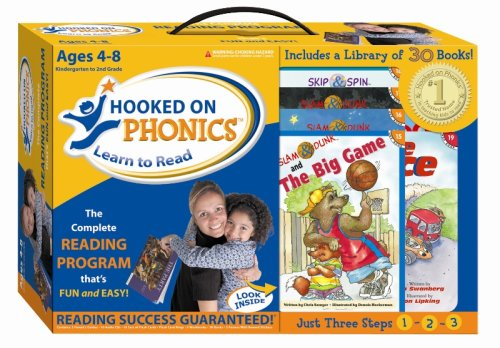 Hooked On Phonics: Learn to Read K-2nd Grade Deluxe Edition