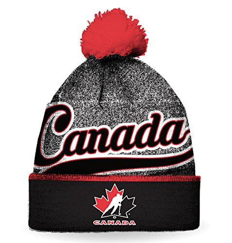 Team Canada Bold Logo Hat