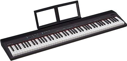 yankai Teclado De Piano Digital para Principiantes Piano ...