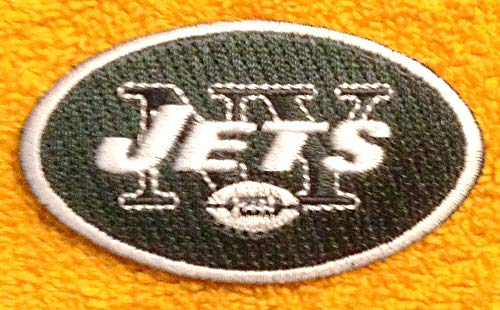 NEW YORK JETS IRON ON patches patch FOOTBALL NFL SUPER BOWL
