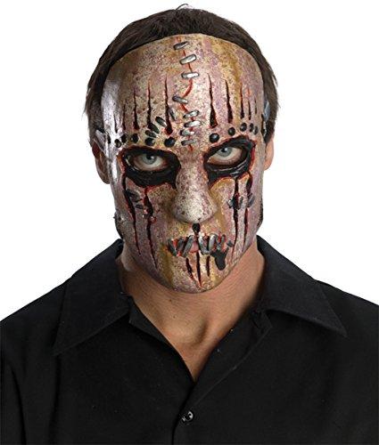 Morris Costumes Men's Slipknot Joey (Slipknot Joey Mask)