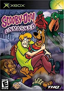 Amazon Com Scooby Doo Unmasked Xbox Thq Video Games