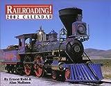 img - for Railroading! Calendar 2002 book / textbook / text book