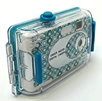 Aquashot Underwater Digital Camera, 26690-RITE - Color may Vary by Sakar Intl