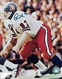 Rich Jackson Autographed/Signed Denver Broncos 8x10 Photo PF