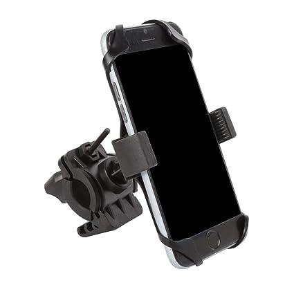 Bicicleta soporte para teléfono/GPS Navigator soporte nuevo estilo antideslizante universal motocicleta coches eléctricos para