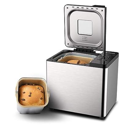 XN Kitchen Máquina de Hacer Pan Máquina automática de Acero Inoxidable LCD de Pantalla de Baja