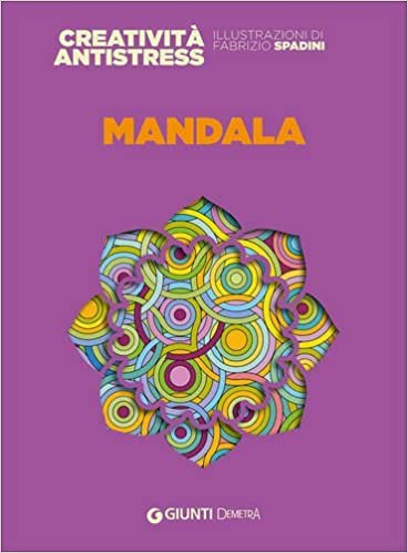 Mandala (Giunti Colouring Books)