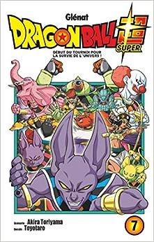 Book's Cover of Dragon Ball Super - Tome 07 (Français) Broché – 2 mai 2019