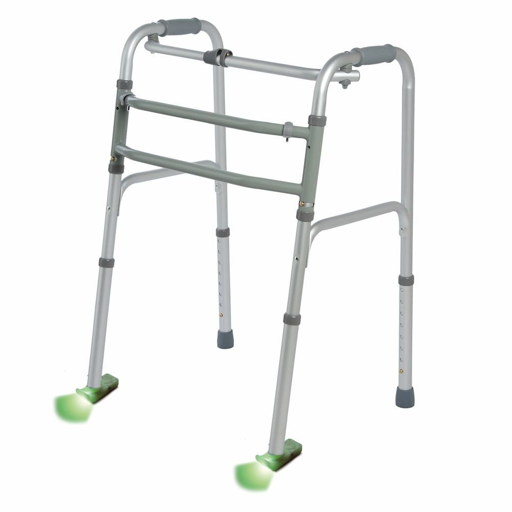Glide & Glow Set of Two Lighted Walker Glides