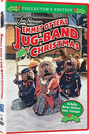 Amazon.com: Emmet Otter's Jug-Band Christmas (Collector's Edition ...