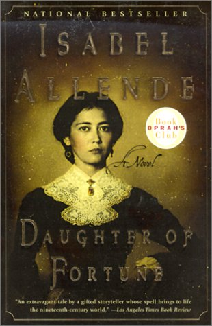 book cover of Daughter of Fortune