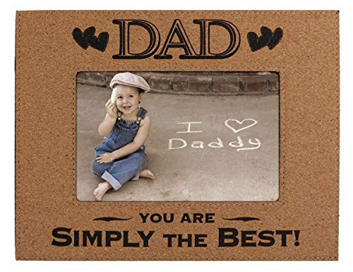 - DAD PICTURE FRAME GIFT ~
