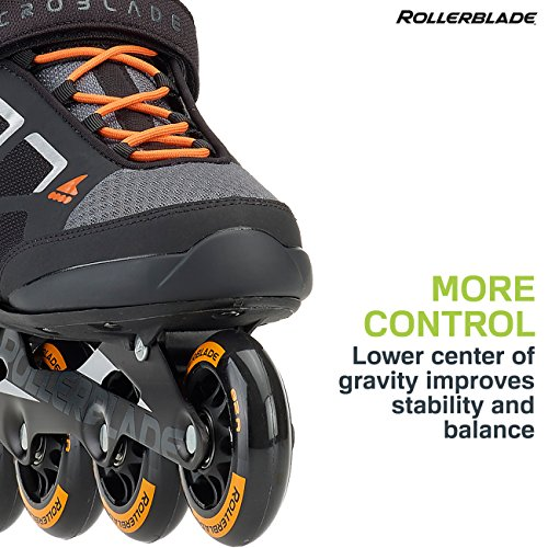Rollerblade Macroblade 80 Women's Adult Fitness Inline Skate, Black and Pink, Performance Inline Skates by Rollerblade (Image #4)