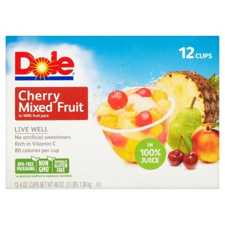 Dole Cherry Mixed Fruit