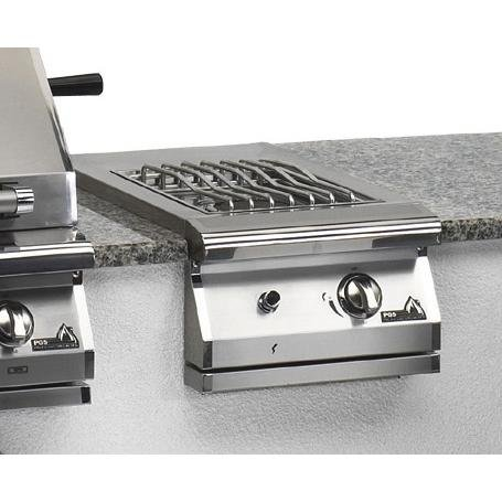 Pgs Natural Gas Double Side Burner - ()