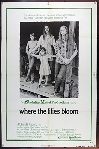where-the-lilies-bloom-1974-original-one-sheet-poster-27x41