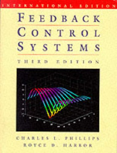 Feedback Control Systems  Prentice Hall International Editions