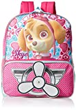 Paw Patrol Girls' Skye Pink 12 Inch Backpack with Rotating Propeller, Multi, One Size