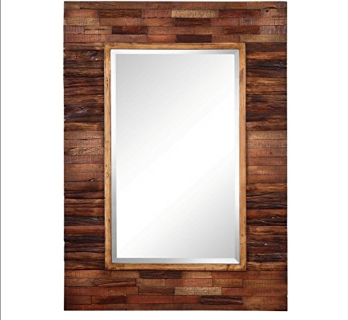 Cooper Classics Reclaimed Wood Wall Mirror