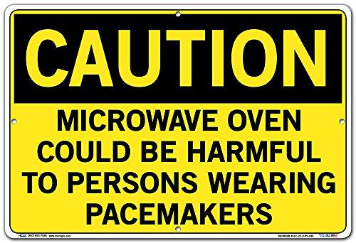 Vestil SI-C-23-D-PS-040 Microwave Oven Could be Harmful t...