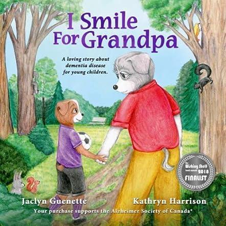 I Smile For Grandpa
