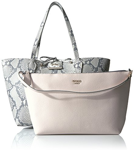 5555b242c30 GUESS Bobbi Inside Out Tote, Python – Anna's Collection