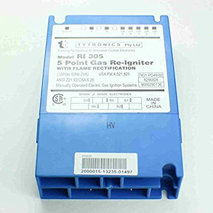 Image of Bosch 12004873 Range Spark Module Genuine Original Equipment Manufacturer (OEM) Part